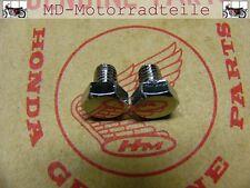 Honda CB 750 Four K0 K1 K2 Schrauben Set für Anlasser Deckel