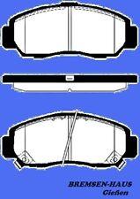 Bremsbeläge vorne Honda FR-V (BE)  ab Bj 05  alle