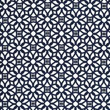 Sunbrella® Indoor / Outdoor Upholstery Fabric - Luxe Indigo #45690-0000