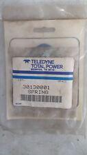 30130001 Starter Recoil Spring Teledyne Total Power / Wisconsin / Robin Subaru