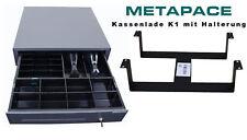 Metapace K1 Kassenschublade  Vollstahl mit Unterbauwinkel