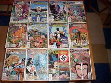 Michael Moorcock's Multiverse #1 - 12, NM Lot, Elric, Stormbringer, Simonson art