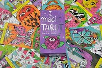THE MAGIC TAROT - AMAIA ARRAZOLA 78 cartas HERACLIO FOURNIER