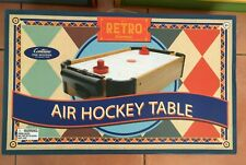 Air Hockey Table by Retro Games - Large -New Boxed