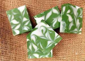 1kg-4kg luxury handmade soap. Natural. Rosemary and lavender essential oil.