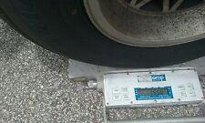 Intercomp PT-300 PT300 Portable Truck Wheel Load Axle Weight Scale 20,000 LB Cap