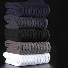 4Pairs Wool Cashmere Men Dress Casual Socks Warm Winter Thick Comfortable Socks,