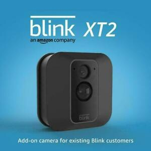 Blink XT2 Wi-Fi 1080p Add on Indoor/Outdoor Security Camera   add-on camera only
