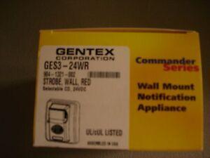 """GENTEX GES3-24WR   """"NEW"""""""