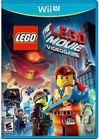 The LEGO Movie Videogame (Nintendo Wii U, 2014)