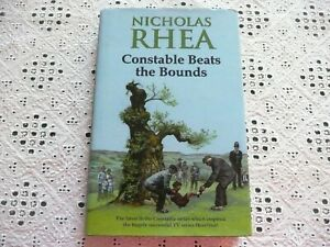 """""""Heartbeat"""": Constable Beats The Bounds. Nicholas Rhea.*SIGNED*.1st/HB/VGC.(WH)"""