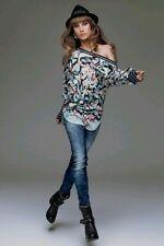 Jeans Denny Rose 51DR21015 taglia 40 Jegging