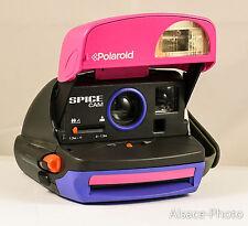 Polaroid SPICE CAM pour film polaroid 600