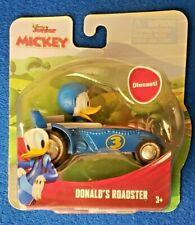 "*NIP* ~  2019 Disney Junior Diecast ""Donald's Roaster"" ~ Donald Duck's Blue #3"