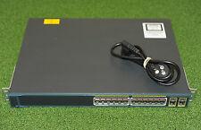 CISCO WS-C2960-24PC-L 24-Port PoE Switch - 1 YEAR WARRANTY/TAX INVOICE