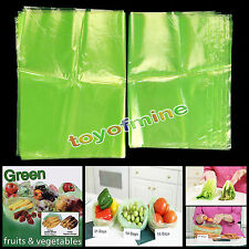 20pcs Vegetable Fruit Produce Food Storage Bag Reusable Life Extender Keep Fresh