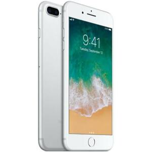 Apple iPhone 7 Plus - 32GB - Silver - GSM Unlocked AT&T / T-Mobile - Smartphone
