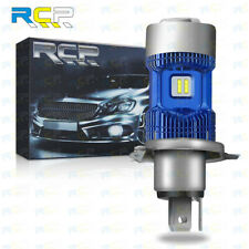 H4 Motorcycle LED Headlight Bulb 9003 HB2 HS1 P43t 6500K 9000LM CREE Hi/Low Beam