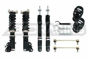 BC Racing Adjustable Coilovers Kit BR Type For 12-15 Civic 12-13 Civic Si