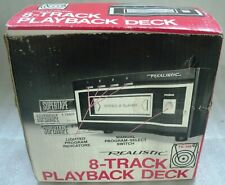 Realistic 8 Track Player TR-169  NEW OLD STOCK, never unpackaged AS IS untested
