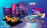 NEED FOR SPEED: HEAT COLLECTORS EDITION WITH GAME + CAR PS4