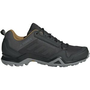 Mens Adidas TERREX AX3 Tr Grey Traxion Trail Hiking Shoe BC0525 Sizes 10.5-12