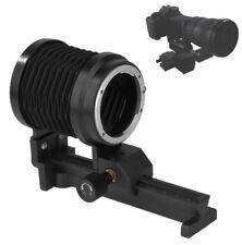 Nikon AI Balgengerät Makro Extension Zwischenringe Nikon F-Bajonett 1-Schiene