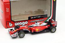 Sebastian Vettel Ferrari SF16-H #5 Formel 1 2016 1:43 Bburago