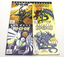Beckett Yu Gi Oh Unofficial Collector (4) Magazines 2004,2005,2006
