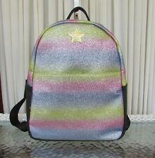 Luv Betsey Johnson Rainbow Backpack NWT