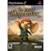 The Tale of Despereaux PS2 Game Used Complete