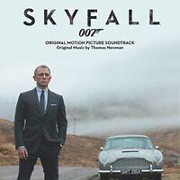 Thomas Newman - Skyfall (Original Motion Picture Soundtrack) [New Vinyl LP] Blac