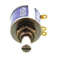 1 x Potenciómetro Wirewound Vishay 534B1103JL 6.35 mm, 10kΩ ± 5% 2W ± 20ppm/° C