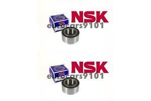 Jaguar XJR575 NSK (2) Rear Wheel Bearings LR024508 48BWD02