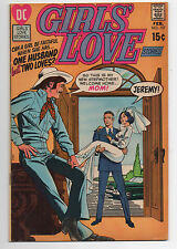 DC COMICS  GIRLS' LOVE  157  1971  MOD ROMANCE