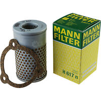 Original MANN-FILTER Hydraulikfilter für Automatikgetriebe H 617 n