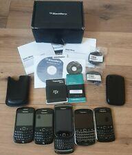 BlackBerry Mobile Phone Job Lot Torch 9800 Bold 9900 Curve 8520 9360