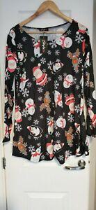 Style Christmas Tunic size XL