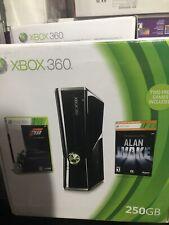 Microsoft Xbox 360 Slim Holiday Bundle 256GB Black Console