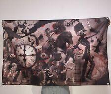 My Chemical Romance Banner The Black Parade Tapestry Logo Flag Art Poster 3x5 ft
