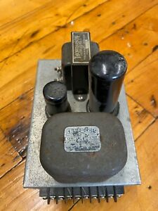 UTC S-18 & Thordarson 2357 TRANSFORMERS on Chassis Tube Amp or Power Supply