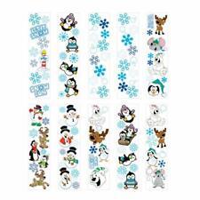 Winter Sticker Assortment - 100 Sheets