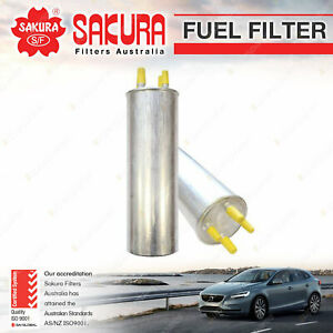 Sakura Fuel Filter for Volkswagen Caravelle Multivan Touareg Touran Transporter