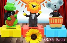 SOLAR POWERED CONNECTABLE ORCHESTRA! NEW FOR 2015  $3.75 EACH ITEM