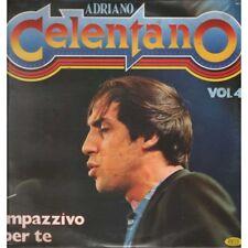 Adriano Celentano Lp Vinile Impazzivo per Te / Joker SM 3892 Sigillato