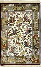 Ghomi Yaghd 100 % Seide 900.000, Kn /qm Perser Teppich Orientteppich 1,92 X 1,26