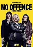 NO OFFENCE - SERIES 3 [DVD][Region 2]