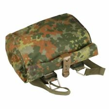 USED Flecktarn German Army Tactical Military Gas Mask Resi Pouch