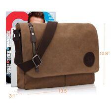 Ladies Shoulder Bag Satchel Tote Women Canvas Handbag Purse Messenger Crossbody