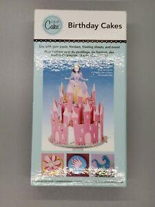 Cricut Cake Birthday Cakes Cartridge Digital Cutting Images